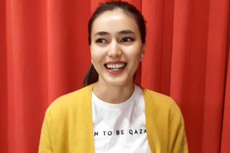 Актриса Динара Бактыбаева: Я благодарна 2018 году!