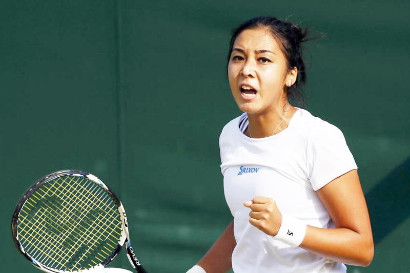 Зарина Дияс Қытайдағы беделді турнирде ресейлік теннисшіден жеңіліп қалды