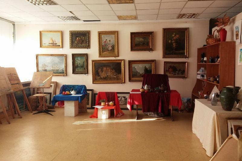Где покажут работы казахстанских художников в 2019 году