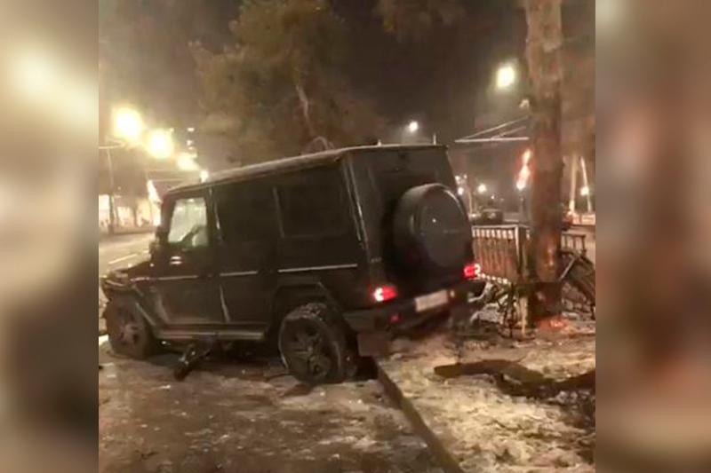 Водитель Gelandewagen был пьян - полиция Алматы о гибели актрисы в ДТП
