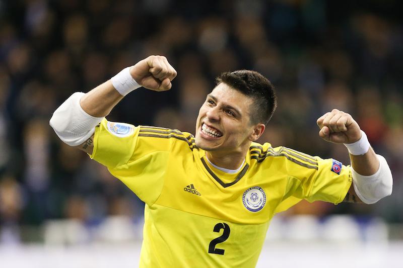 Вратарь «Кайрата» в третий раз признан лучшим в мире