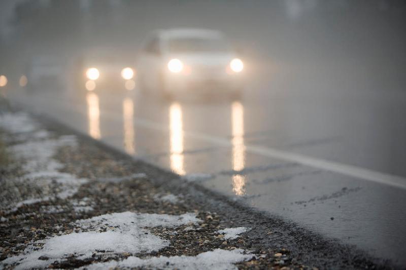 Ice slick forecast for W Kazakhstan