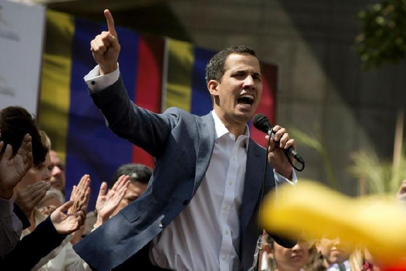 Мировые СМИ о политическом кризисе в Венесуэле