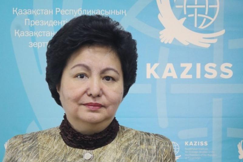 Жанат Ордалиева: Елбасы определил глобальное направление внешней политики Казахстана