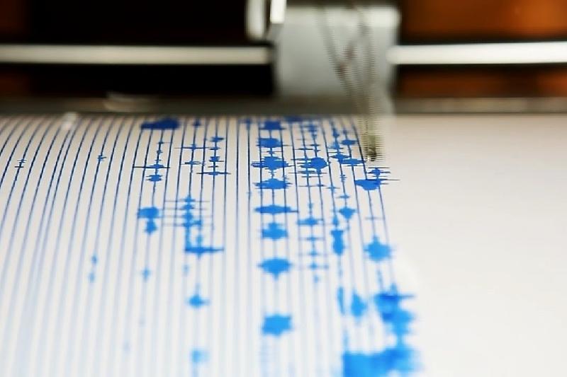 阿拉木图州发生规模4.5地震