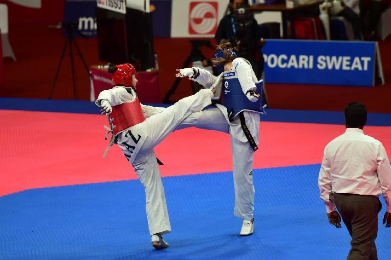 Шесть золотых медалей завоевали казахстанские таеквондисты на турнире в ОАЭ