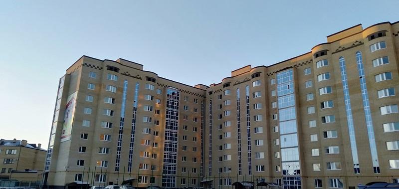 О строительстве пандусов в новостройках Актобе рассказал Бердыбек Сапарбаев