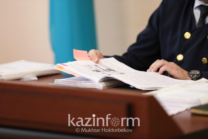 Полицейские осуждены за коррупцию в нескольких областях РК