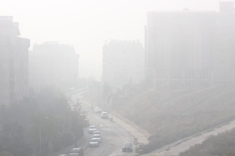 中国科学家研制出可净化室内雾霾的