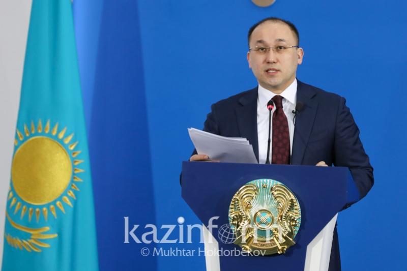 О планах по внедрению в Казахстане 5G рассказал Даурен Абаев