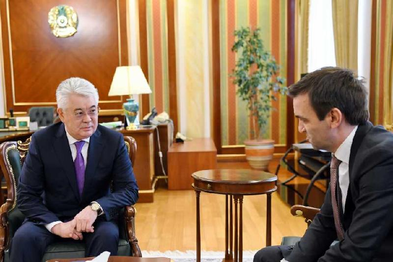 Kazakh Foreign Ministry and EBRD to strengthen cooperation