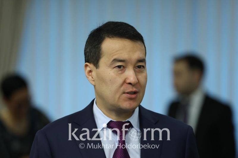 Алихан Смаилов: Гражданам с несколькими кредитами погасят задолженность
