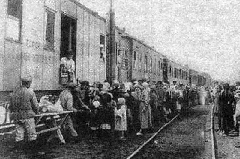 """""""他们只给了我们25分钟的时间"""":车臣-印古什族裔被强制迁移哈萨克斯坦75周年"""