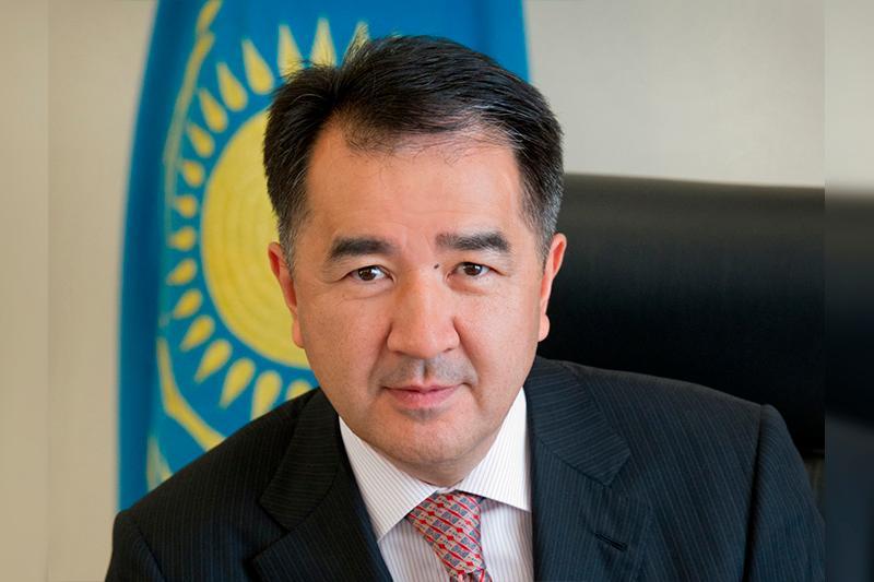 Президент освободил от должности Бакытжана Сагинтаева