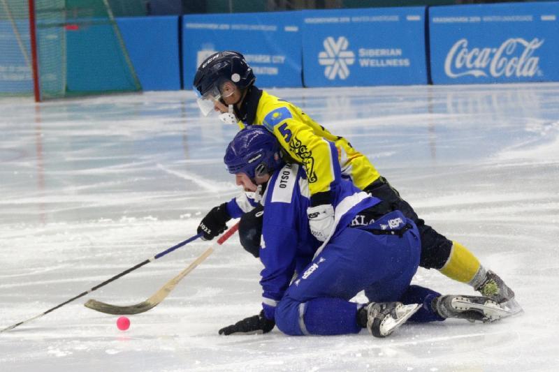 Универсиада-2019: сборная Казахстана проиграла Финляндии по хоккею с мячом