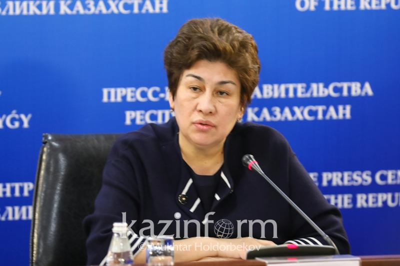 Министр Шамшидинова - по поводу ЕНТ: Не надо детей загонять в стрессовые состояния