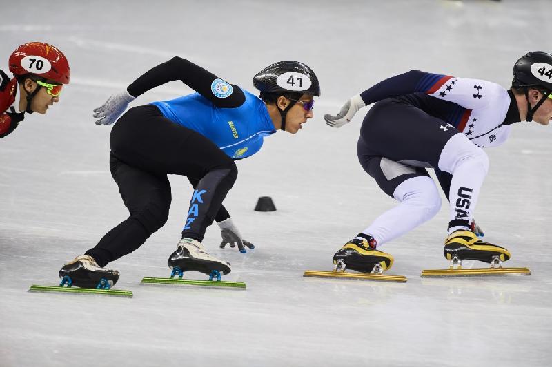Универсиада-2019: 2 казахстанские команды по шорт-треку вышли в финал