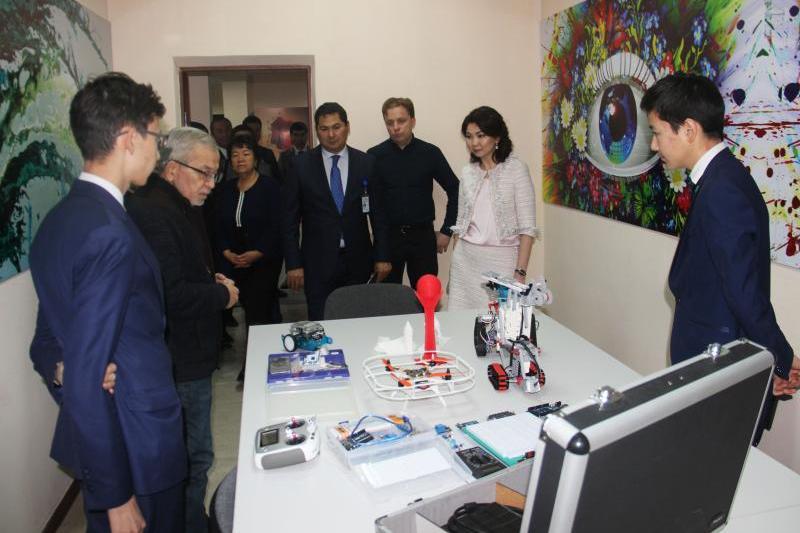Қызылордадағы ІТ-парк жастарға жаңа мүмкіндіктер ашады