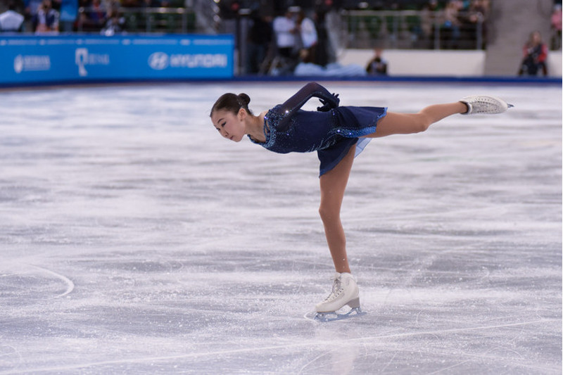 Элизабет Турсынбаева завоевала «серебро» на Универсиаде-2019 в Красноярске