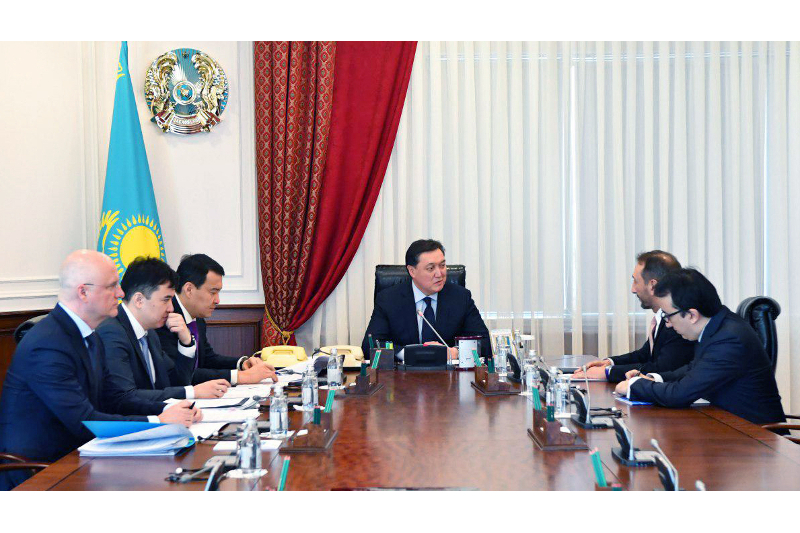 Kazakh PM, ADB and IDB reps debate joint projects realization in Astana