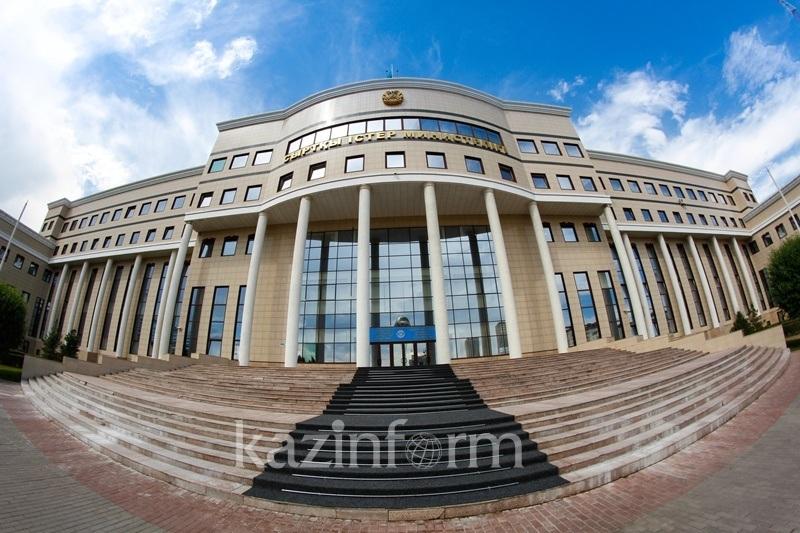 Казахстан всецело поддерживает межрегиональное взаимодействие стран ЦА с ЕС - МИД