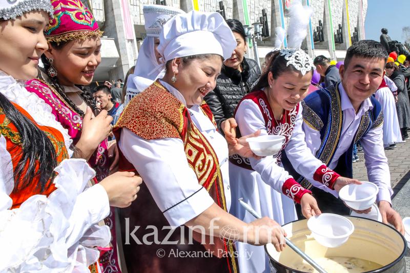 Как готовят наурыз коже в разных регионах Казахстана