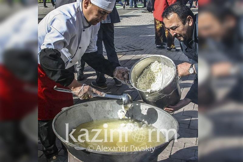 Наурыз коже: рецепт от алматинцев