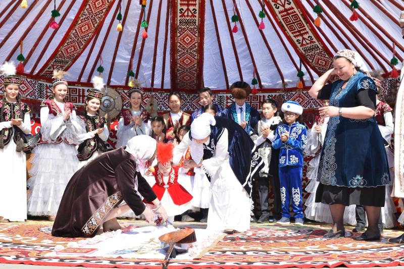 Посольство Казахстана в Турции  отпраздновало Наурыз в Анкаре