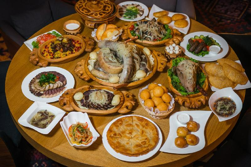Какое блюдо было весенним мужским стимулятором у казахов