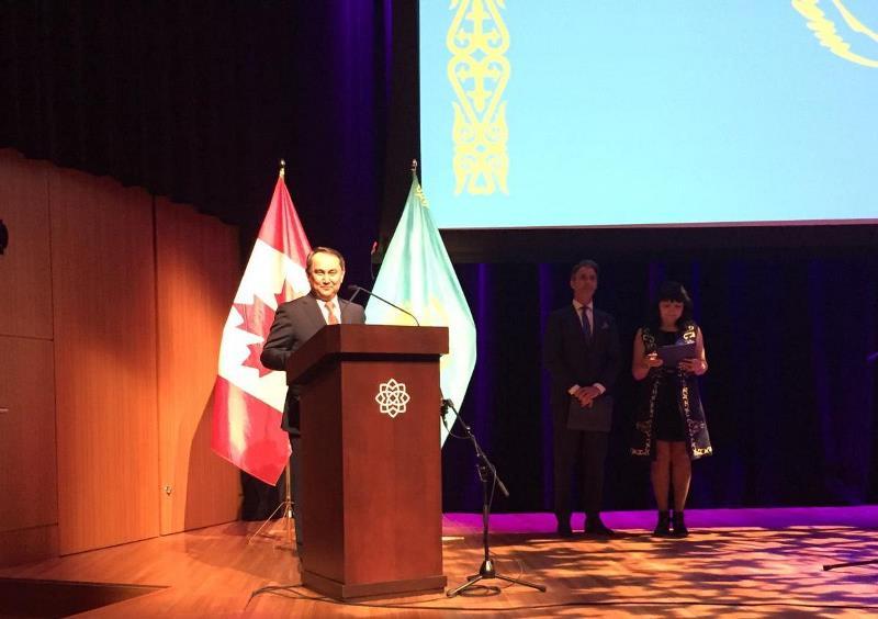 Торжественное празднование Наурыз мейрамы прошло в Канаде