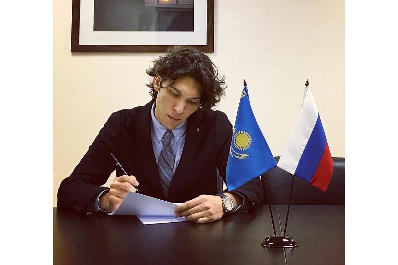 Культура - это инструмент публичной дипломатии - певец Алибек Альмадиев