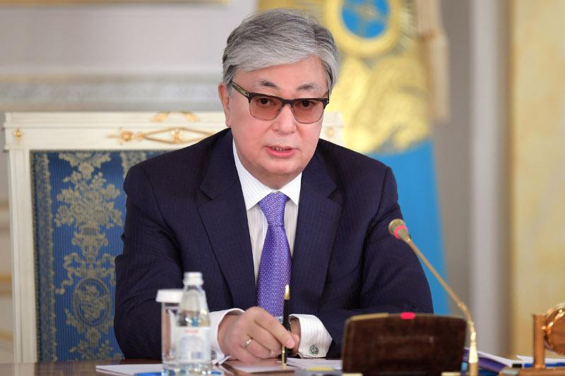 Касым-Жомарт Токаев дал интервью газетам «Egemen Qazaqstan» и «Aiqyn»