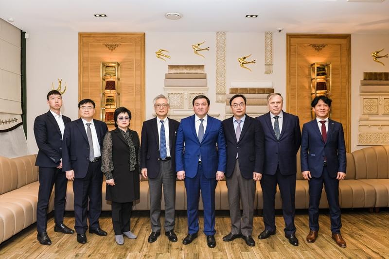 Корпорация «Казахмыс» стала официальным партнером одного из ведущих госпиталей Южной Кореи