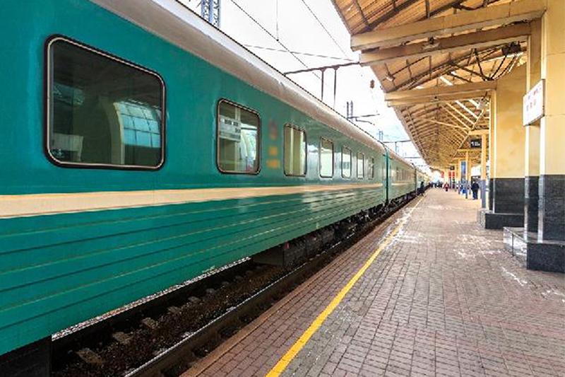 Поезд сообщением «Астана-Нурлы жол-Риддер» меняет маршрут следования