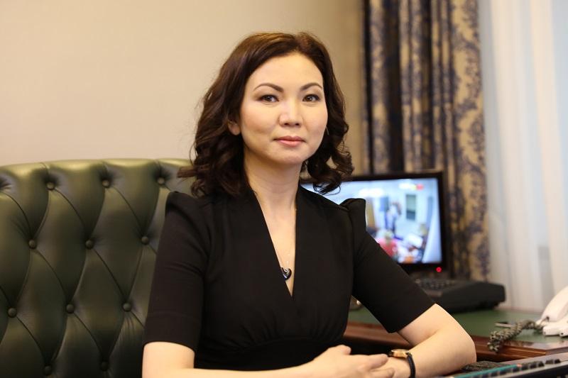 Айгуль Шаимова назначена вице-министром национальной экономики РК