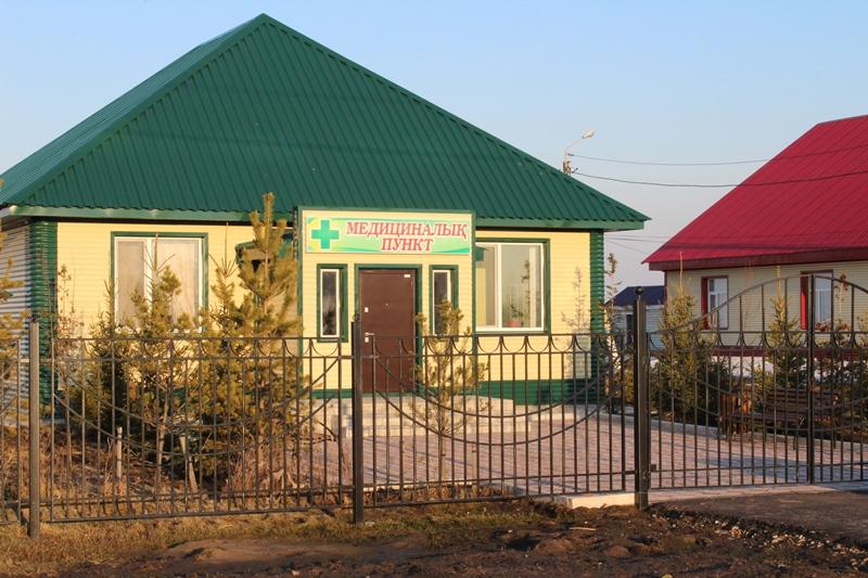 Североказахстанский предприниматель строит дома и соцобъекты в родном селе