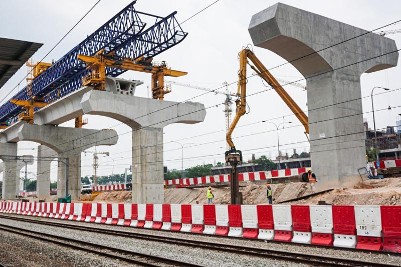 首都轻轨项目(LRT)建造工程将于2020年秋季完工