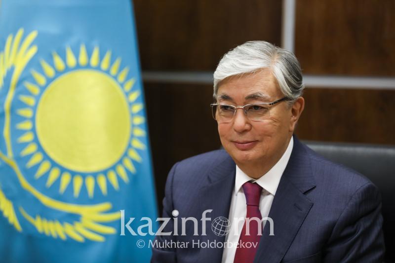 Qasym-Jomart Toqaev Qazaqstan dıplomattaryn kásibı merekelerimen quttyqtady