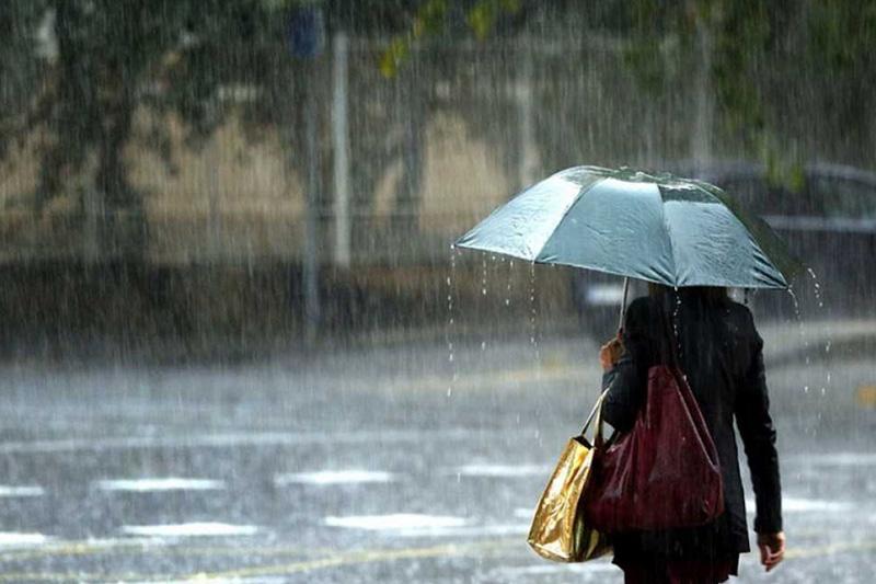 Torrential showers to linger in Kazakhstan till the weekend