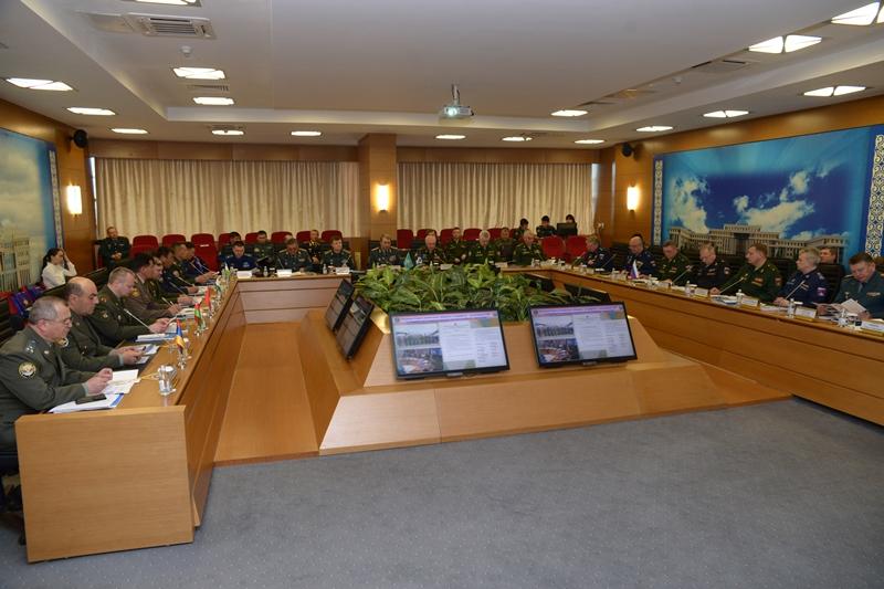 В Казахстане прошло заседание Ассоциации военных учебных заведений стран СНГ