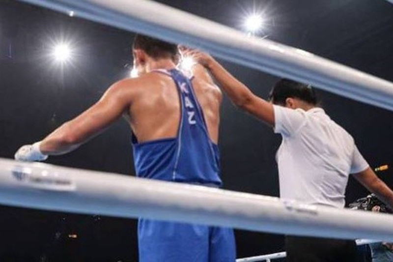 Ázerbaıjandaǵy týrnırde qazaqstandyq boksshylar 5 medal enshiledi