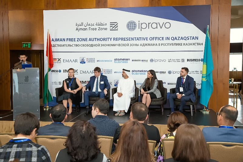 Ajman Free Zone extends reach to more countries in central Asia, East Europe