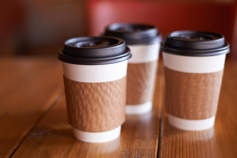 Scientists create plant-based, heat-proof material for coffee cups