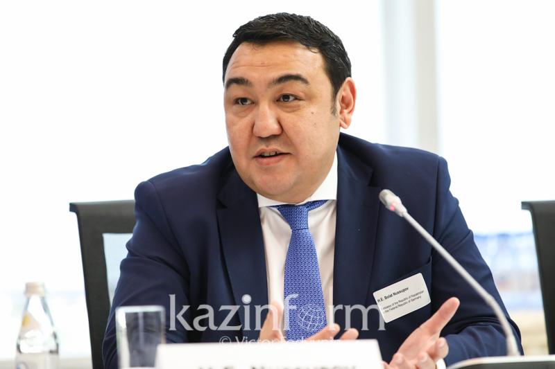 Приток прямых инвестиций из Германии в Казахстан составил ,6 млрд