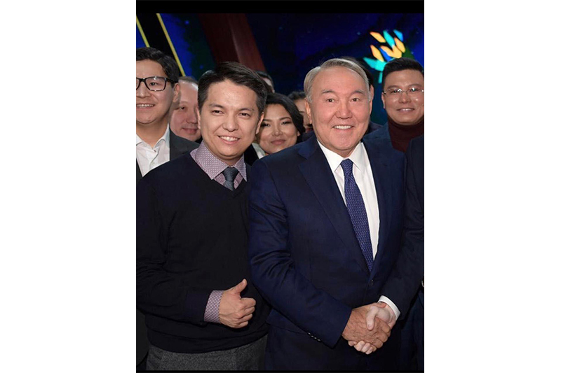 Асан Жолдасов: В наших руках воспитать интеллектуальное поколение