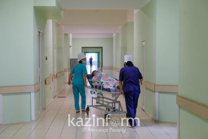 Студент заболел менингитом в ЗКО