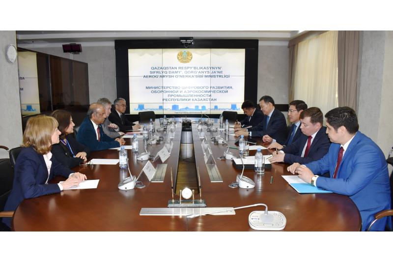 БҰҰ қазақстандық әскери техникаларды бітімгерлік миссияларда қолданатын болады