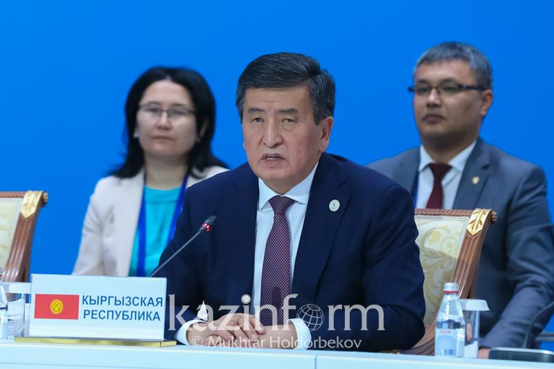 От чего зависит эффективность ЕАЭС, рассказал Президент Кыргызстана