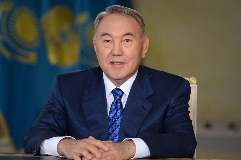 Nursultan Nazarbayev awarded status of Honorary Senator