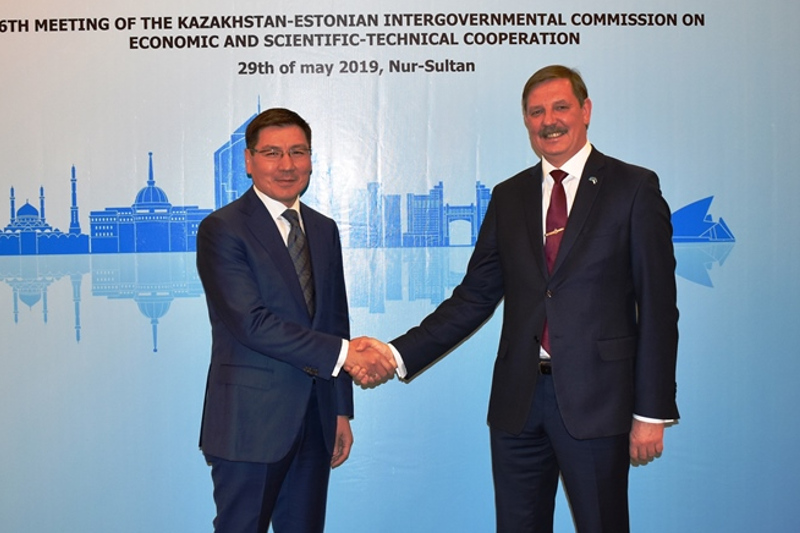 Kazakhstan, Estonia intend to strengthen digitalization cooperation